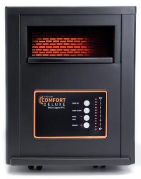 Image of the Comfort Deluxe Infrared Heater