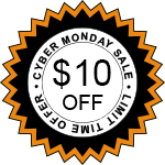 Save $10 On Cyber Monday Purchase of Cloud Air Purifier Sticker