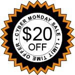 Save $20 On Cyber Monday Purchase of Summit Air Purifier Sticker