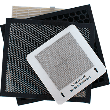 Image of the Summit PLUS Filter Pack