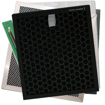 Image of the Summit PLUS Tune-Up Filter Pack
