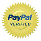 Image of PayPal Verfied Seal